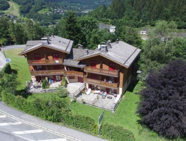 Chalet, Les Houches, Francia