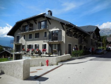Les Glycines, Saint Gervais les Bains, Francia